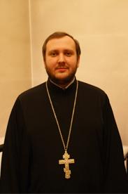 Священник Павел Пасичник