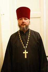 Протоиерей  Владимир Середнев