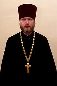 Протоиерей  Дионисий Чупрынин