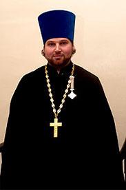 Священник  Виталий Дементьев
