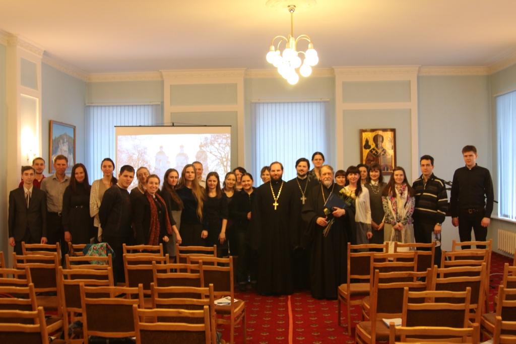 5-летие Свято-Никольского молодежного Союза
