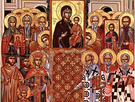 1-я неделя Великого поста - Торжество Православия